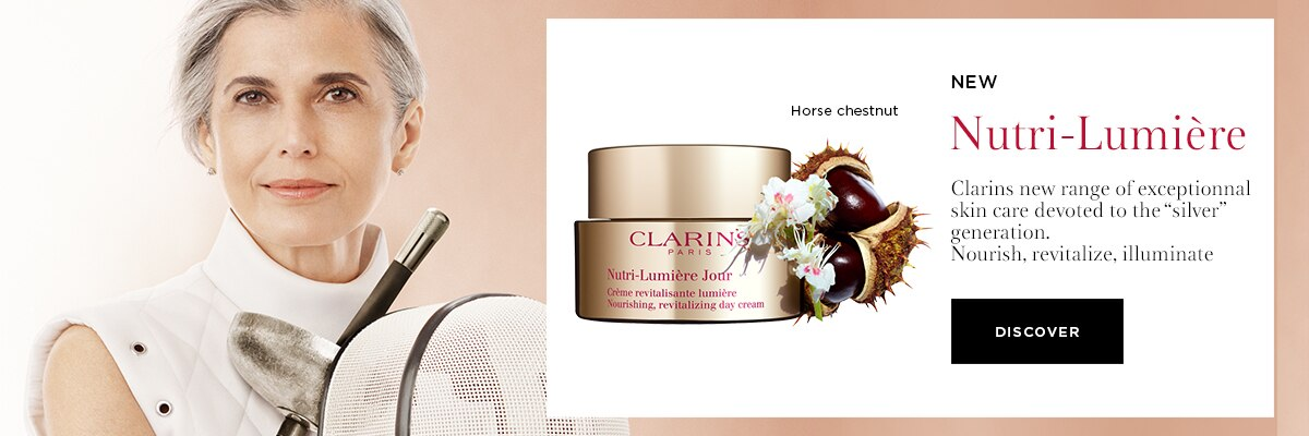 Clarins - Nutri Lumière Day Cream